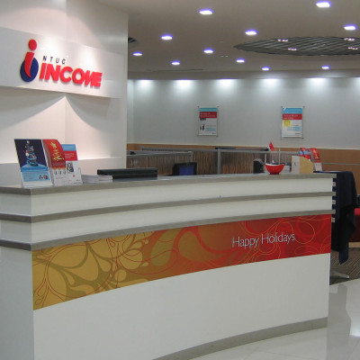 NTUC Income Harbourfront Centre