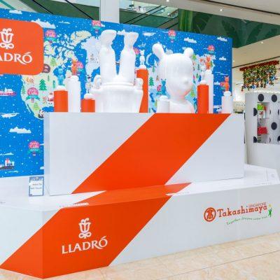 Lladro Singapore Pte Ltd Exhibit @ Takashimaya