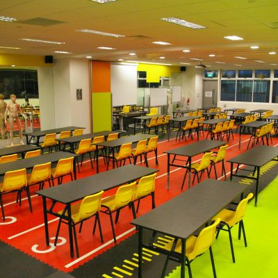 ITE COLLEGE CENTRAL- Fitness Gym & Human Performance Lab